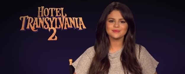 Selena Gomez dedicates message to Hotel Transylvania French Facebook Page 036